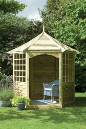 Pressure Treated Timber Arden Gazebo