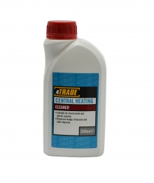 4trade Central Heating System Chemical Cleaner 500ml