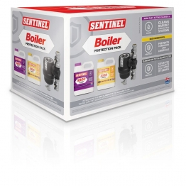 Sentinel Totalguard Filter & Chemical Pack
