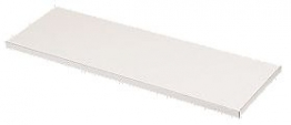 Plastic Laminated Chipboard Shelving White 15mm X 2440mm X 152mm