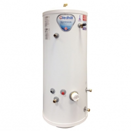 Gledhill 210l Indirect Stainless Steel Unvented Cylinder