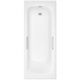 Trojan Granada Ii Bath White Twin Grip 1700mm X 700mm