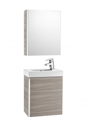 Mini 855866156 Pack With Mirror Cabinet Grey