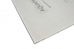 Knauf Aquapanel Tile Backing Board 6mm X 1200mm X 900mm (1.08m²/sheet)