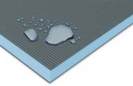 Wedi Building Board 2500mm X 625mm X 12.5mm Ba12.5