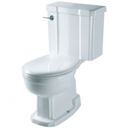 Iflo Herita (victoria) Close Coupled Cistern (front Lever C/w Fittings)