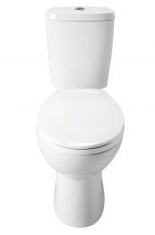 Toilet (pan, Cistern And Seat)