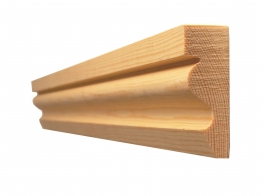 Architrave Ogee Best Pattern 52 25mm X 63mm Finished Size 20mm X 57mm