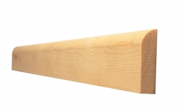 Architrave Bullnosed Standard 12bn44s 16mm X 50mm Finished Size 12mm X 44mm