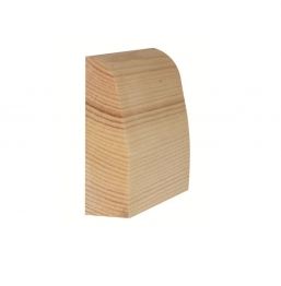 Tp Chamfered And Rounded Architrave 19mm X 50mm X 2100mm