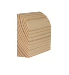 Tp Bullnosed Standard Architrave 19mm X 50mm X 2100mm (finished Size 14.5mm X 44mm)