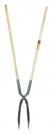 Holdon Post Hole Digger - Wooden Handle