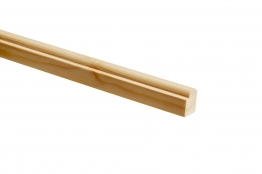Burbidge Staff Bead Pine 15mm X 20mm X 2.4m