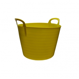 Strata Builders Tub Yellow 40l
