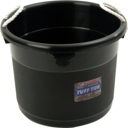 Contico Tuff Tub Black E-defender-12 69l