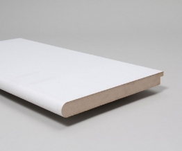 Mdf Window Board Primed 25mm X 169 Mm X 3.66m