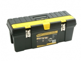 Stanley Toolbox With Level Compartment 26in