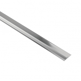 Iflo Wall Panelling Acrylic H Joint Polished Silver