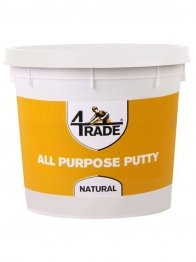 4trade All Purpose Putty Natural 1kg
