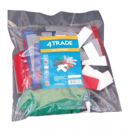 4trade Flat Packers (mixed) Bag Of 120