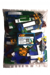 4trade Assorted Packers Bulk Pack