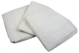 4trade Cotton Twill Dustsheet Triple Pack 2 3.6m X 2.7m And 1 X 7.2m