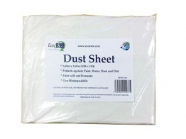 Eco Ezee Bio Degradable Dustsheet 3.65m X 3.65m Pack Of 10