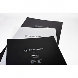 Proplex Flame Retardant Damage Prevention Sheet Black 2mm X 1.2m X 2.4m