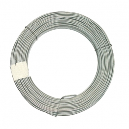 Wire Galvanised 1mm 500g Coil