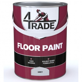 4trade Floor Paint Slate Grey 5l