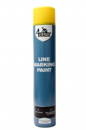 4trade Line Marking Paint White 750ml