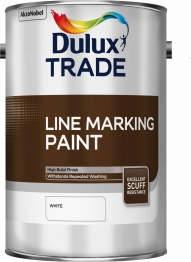Dulux Line Marking Paint White 5l