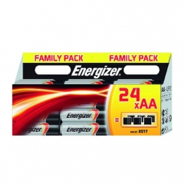 Energizer Batteries Aa Pack Of 24
