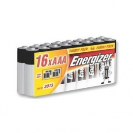 Energizer Batteries Aaa Pack Of 16
