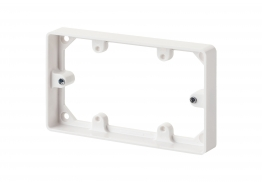 Mk Mounting Frame 2 Gang 20mm