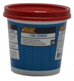 4trade Ready Mixed Fire Cement Neutral Colour 500g