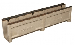 Aco Heavy Duty Recycled Polymer Concrete Drainage Channel Only 1000mm F 900