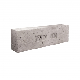 Supreme Concrete Padstone 215 X 215 X 102mm