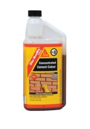 Sika Maxmix Cement Colour Red 1l
