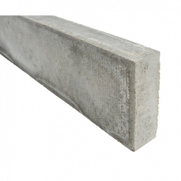 Bs Concrete Flat Top Path Edging Ef 50mm X 150 X 915mm