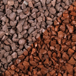Red Stone 20mm Bulk Bag