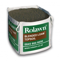 Rolawn Blended Loam Bulk Bag 1m³