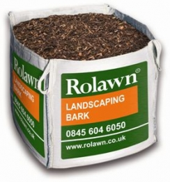 Rolawn Landscaping Bark Bulk Bag 1m³