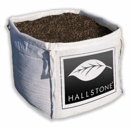 Hallstone Value Bark Mulch Bulk Bag 0.6m3