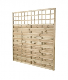 Fence Panel Wootton Pressure Treated 1800mm X 1800mm