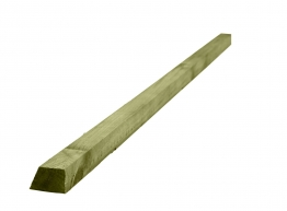 Cant Rail Treated Green (2 Ex) 47mm X 125mm X3.0m
