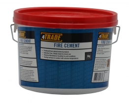 4trade Ready Mixed Fire Cement Neutral Colour 5kg
