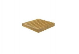 Hazard Warning Paving Buff 400mm X 400mm X 50mm