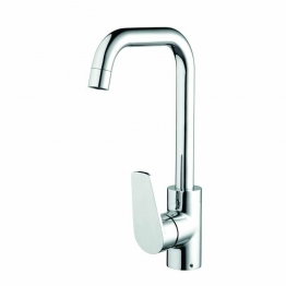 Bristan Blbefsnkc Blueberry Easyfit Mono Sink Mixer Chrome