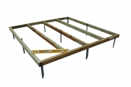 Shed Base 2134mm X 1524mm